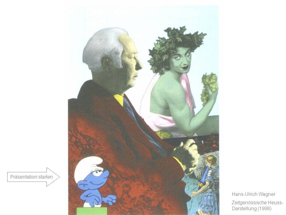 Titel Text Präsentation starten Hans-Ulrich Wagner