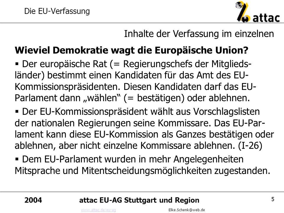 attac EU-AG Stuttgart und Region