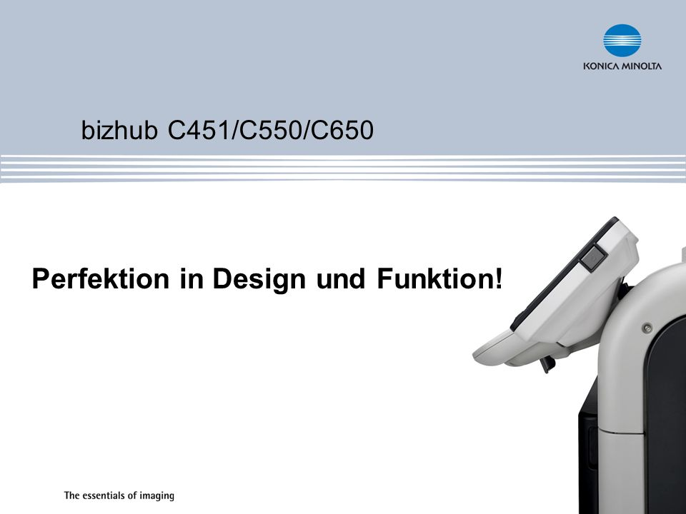 Perfektion in Design und Funktion!