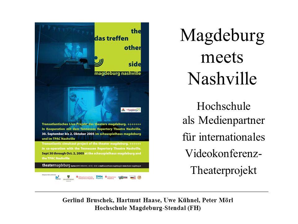 Magdeburg meets Nashville