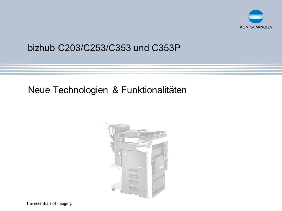 Neue Technologien & Funktionalitäten
