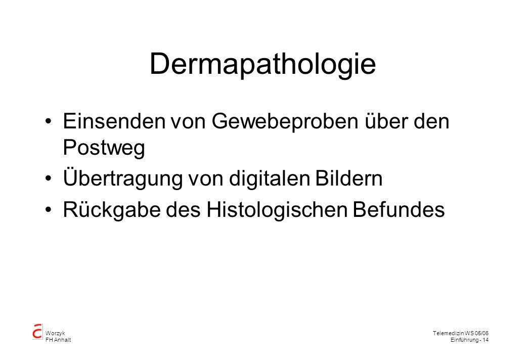 Dermapathologie Einsenden von Gewebeproben über den Postweg
