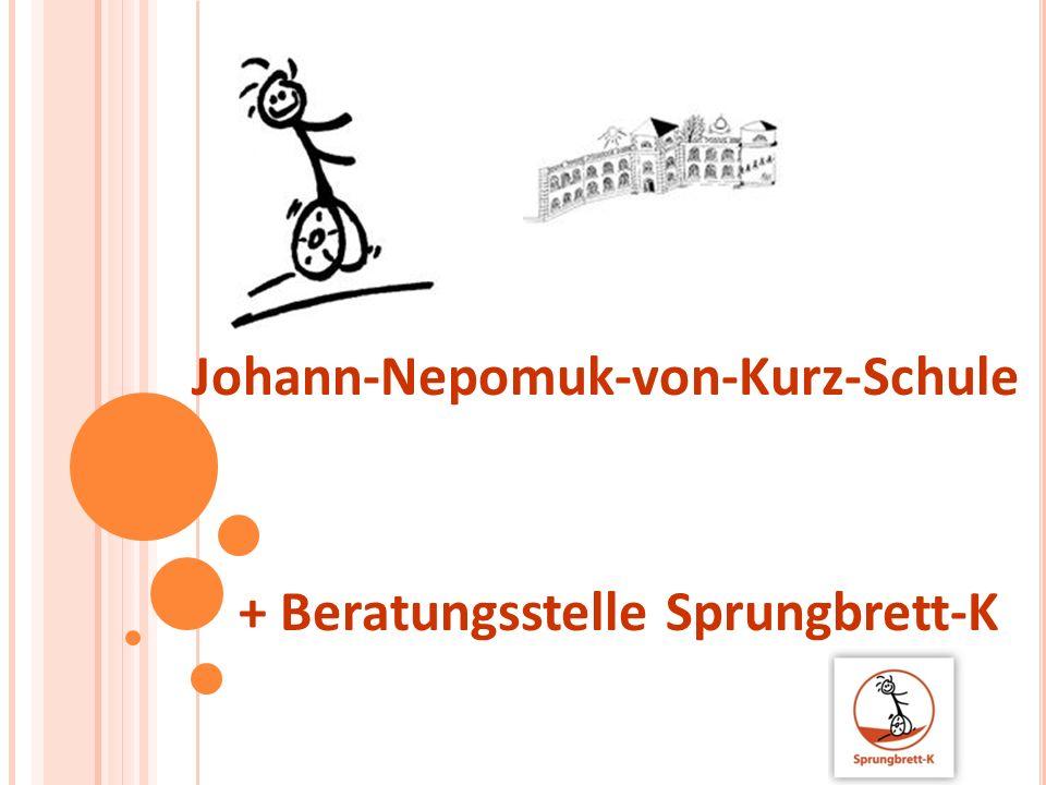 Johann-Nepomuk-von-Kurz-Schule + Beratungsstelle Sprungbrett-K