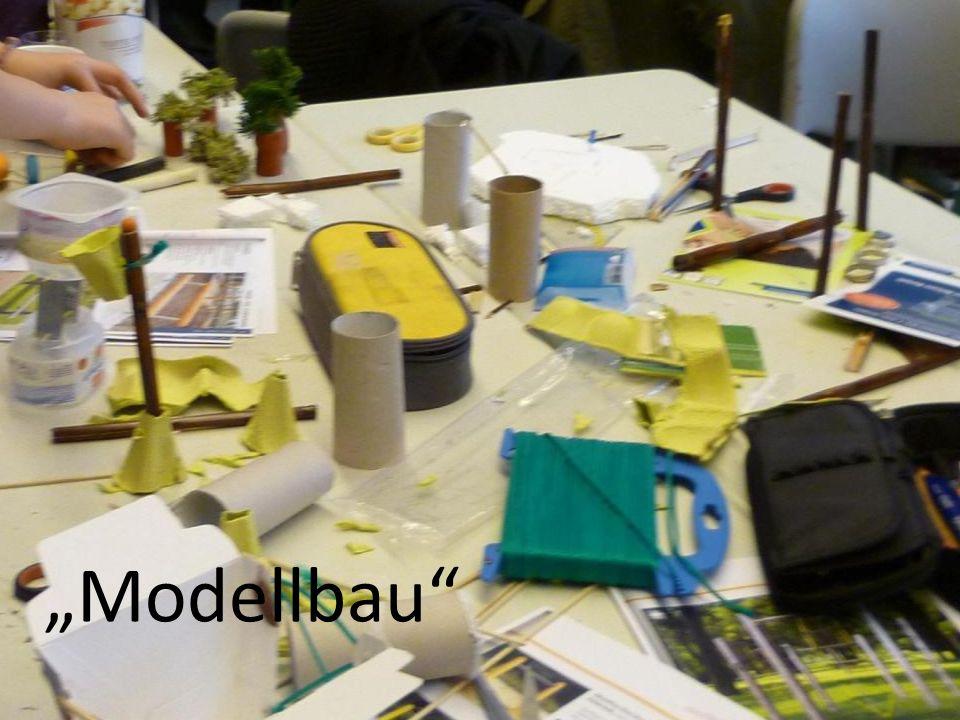 """""""Modellbau"""