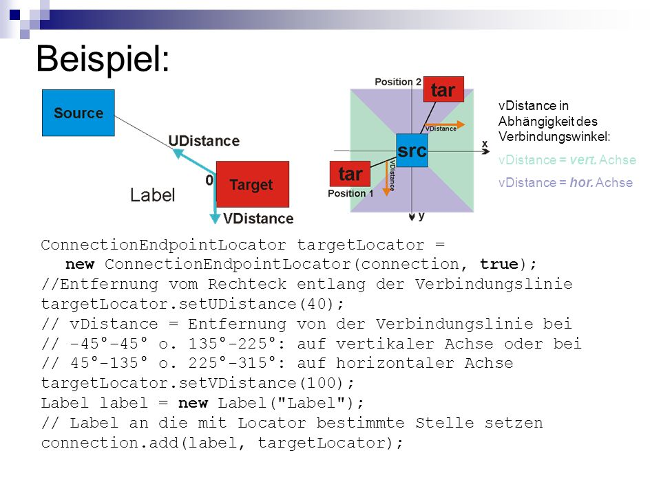Beispiel: ConnectionEndpointLocator targetLocator =