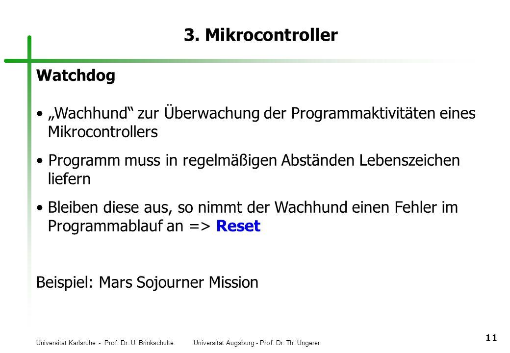 3. Mikrocontroller Watchdog