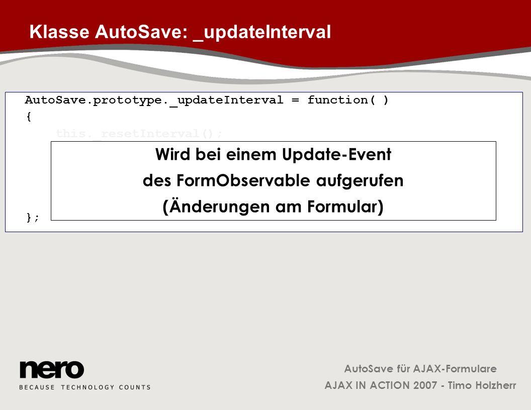 Klasse AutoSave: _updateInterval
