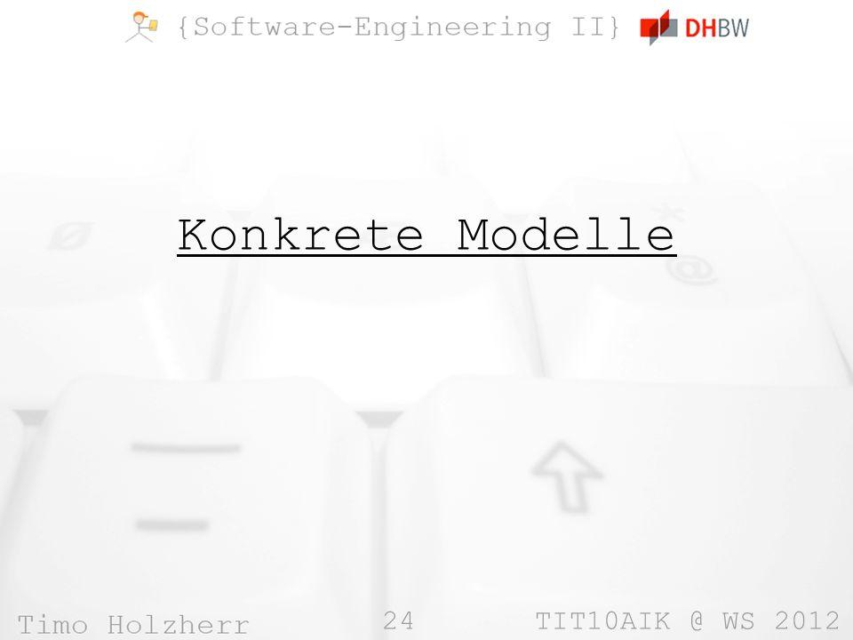 Konkrete Modelle