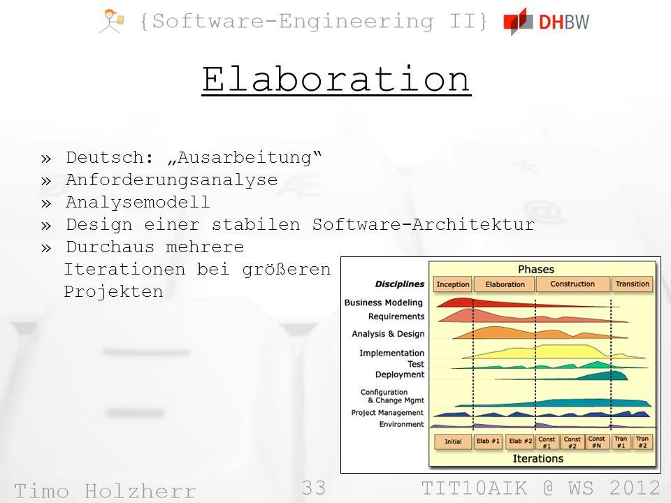 """Elaboration Deutsch: """"Ausarbeitung Anforderungsanalyse Analysemodell"""