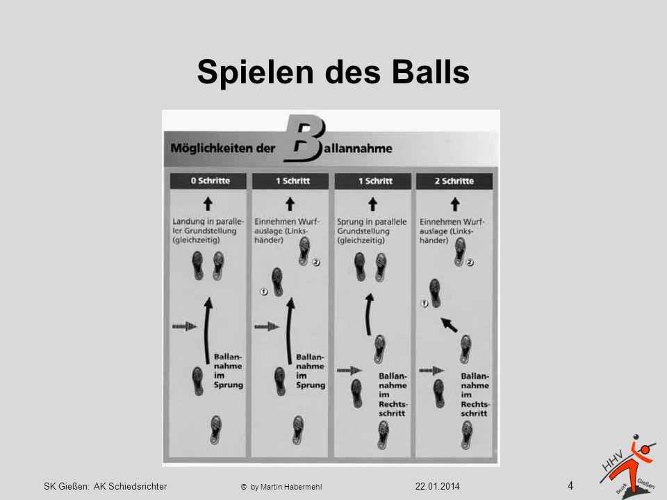 SK Gießen: AK Schiedsrichter © by Martin Habermehl