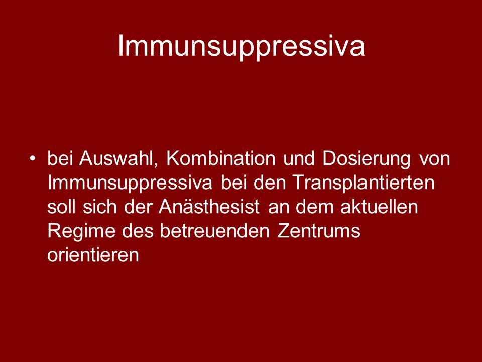 Immunsuppressiva