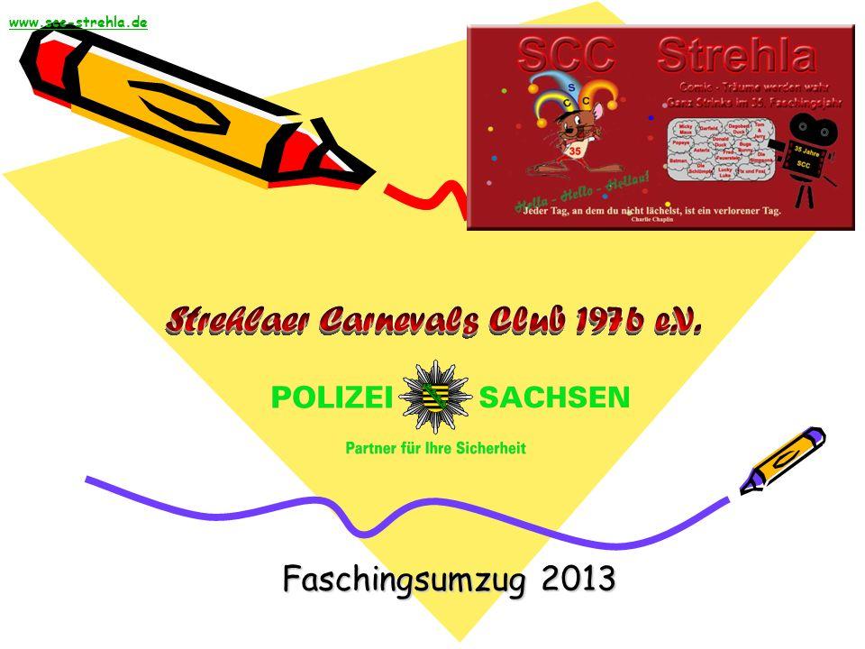 www.scc-strehla.de Faschingsumzug 2013