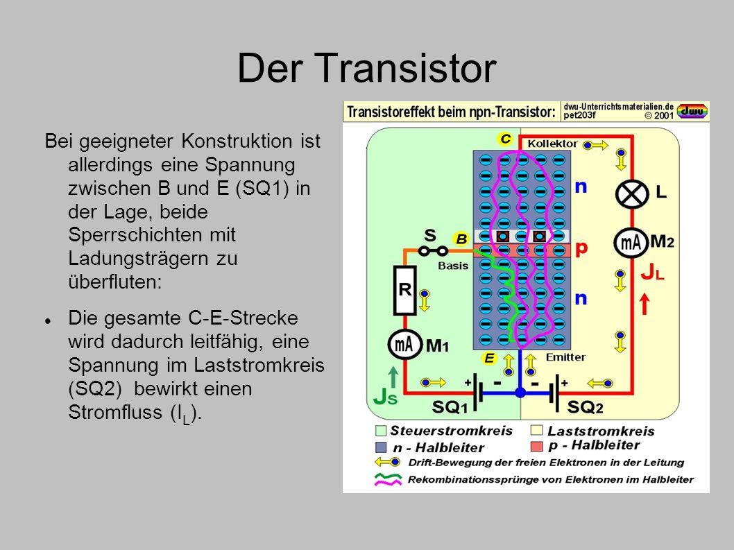 Der Transistor