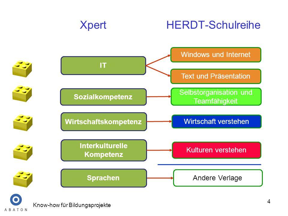 Xpert HERDT-Schulreihe