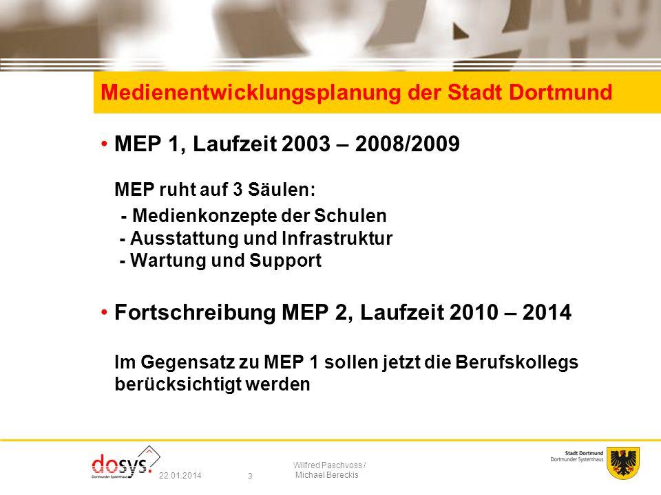 Medienentwicklungsplanung der Stadt Dortmund