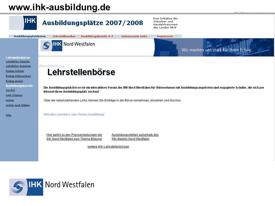 www.ihk-ausbildung.de