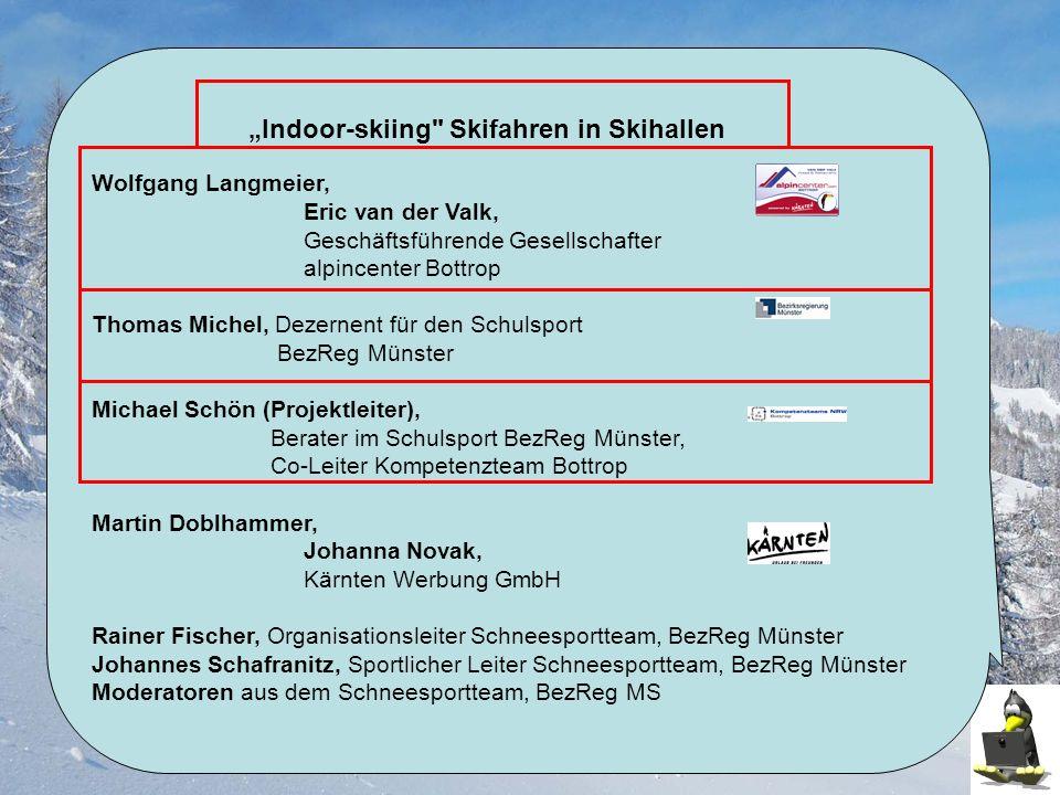 Geschäftsführende Gesellschafter alpincenter Bottrop