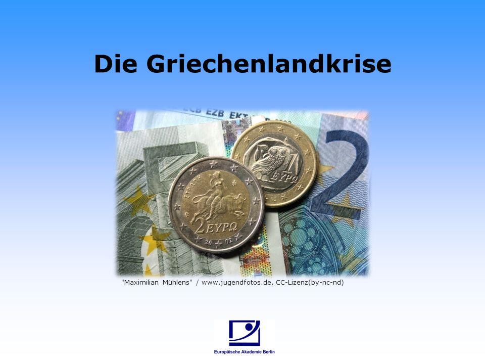 Die Griechenlandkrise