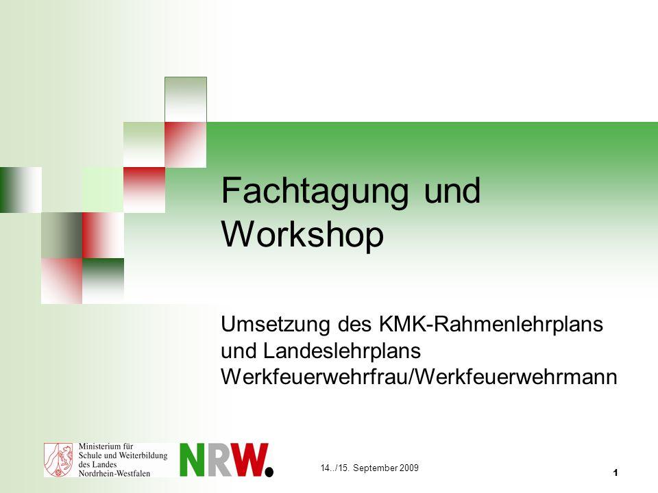 Fachtagung und Workshop