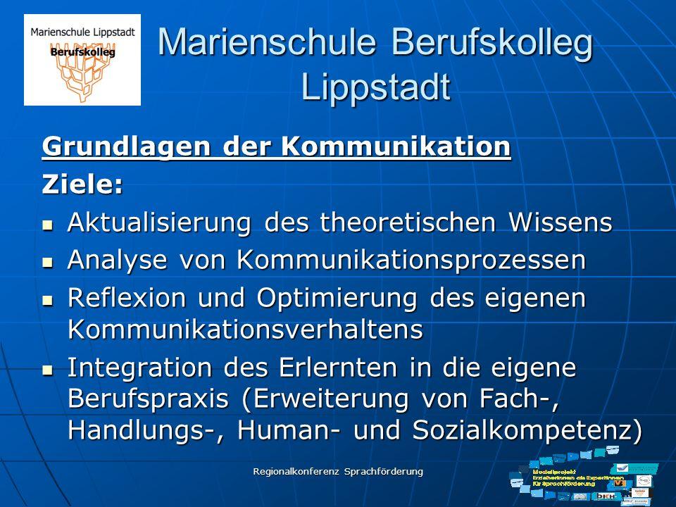 Marienschule Berufskolleg Lippstadt