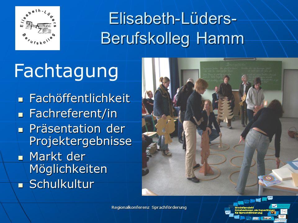 Elisabeth-Lüders-Berufskolleg Hamm