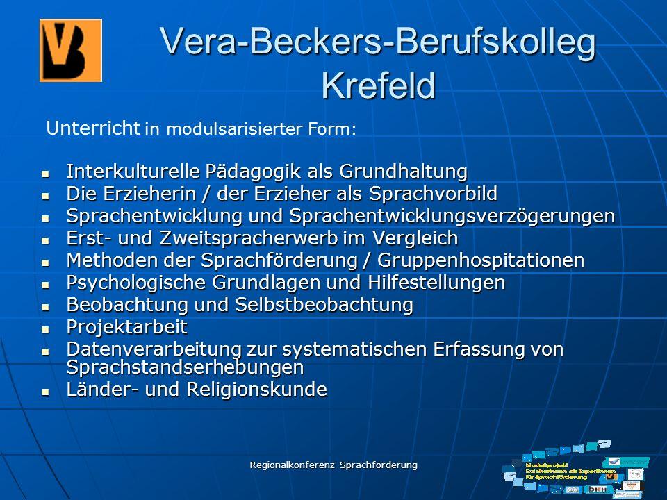 Vera-Beckers-Berufskolleg Krefeld