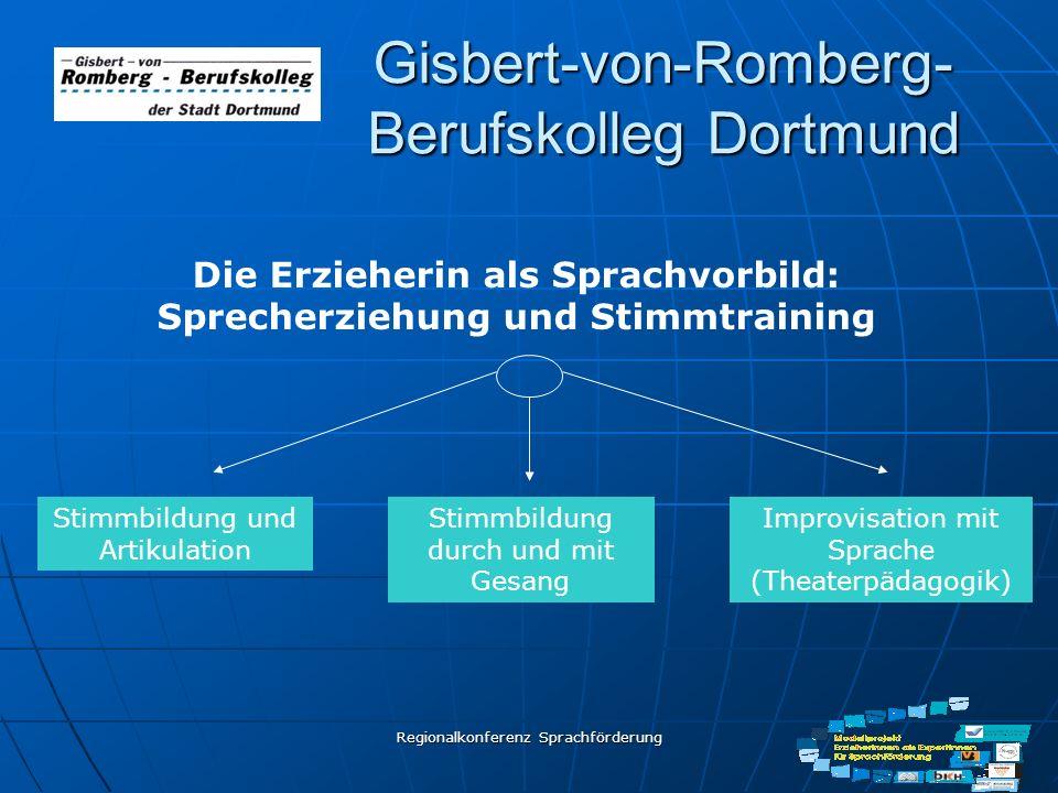 Gisbert-von-Romberg-Berufskolleg Dortmund