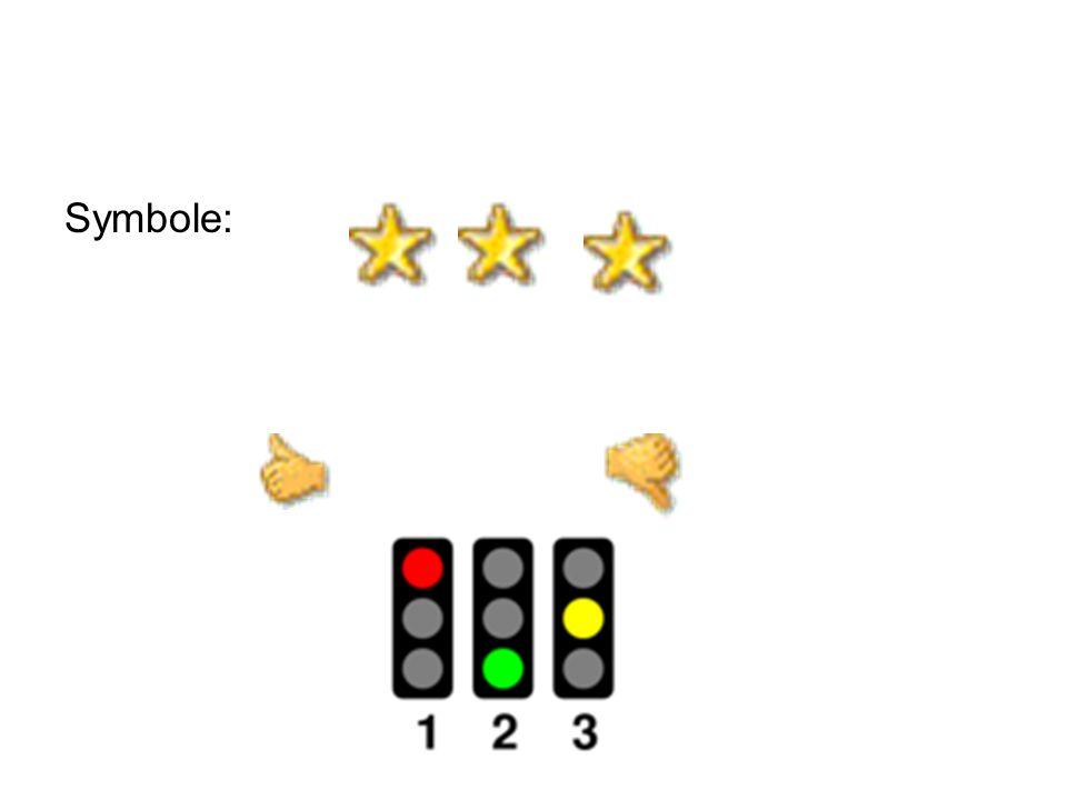 Symbole: