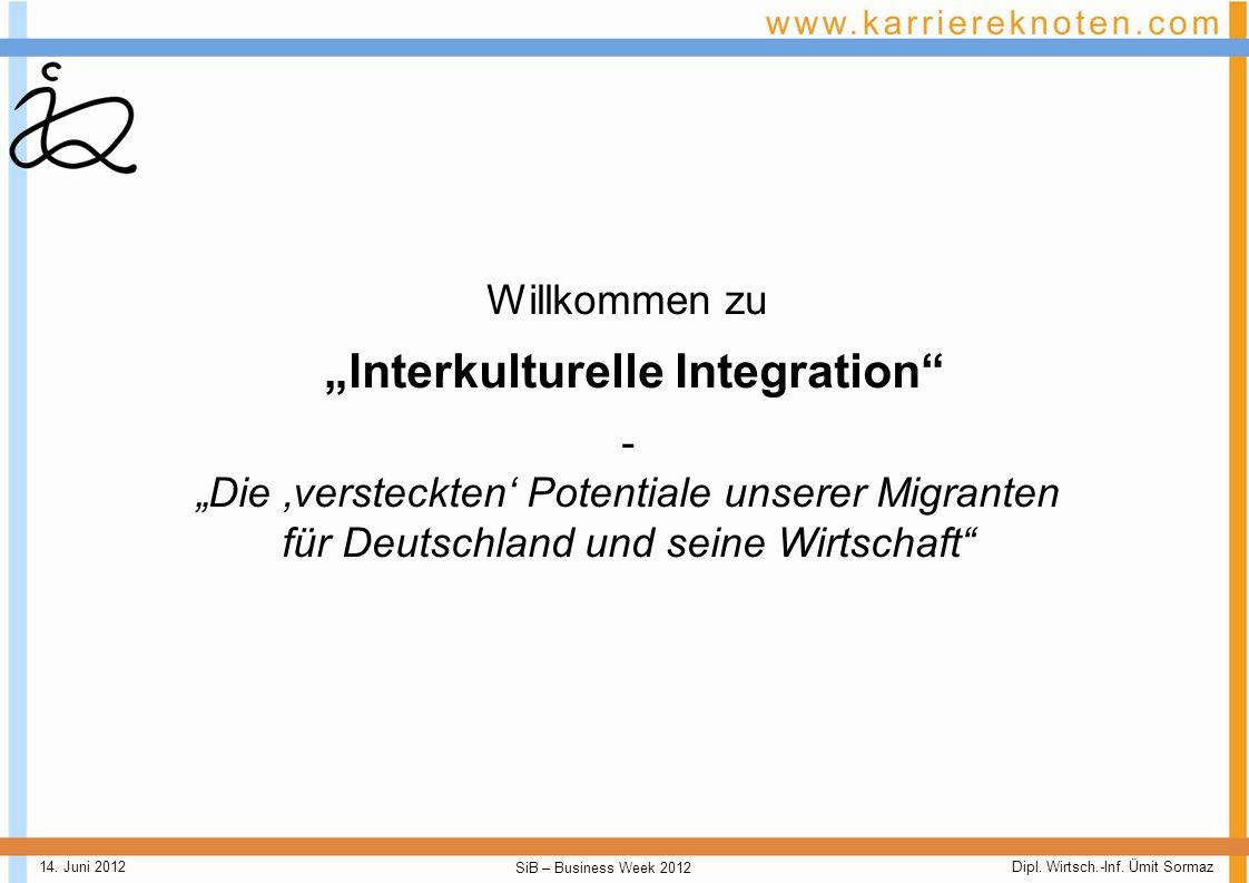 """Interkulturelle Integration"