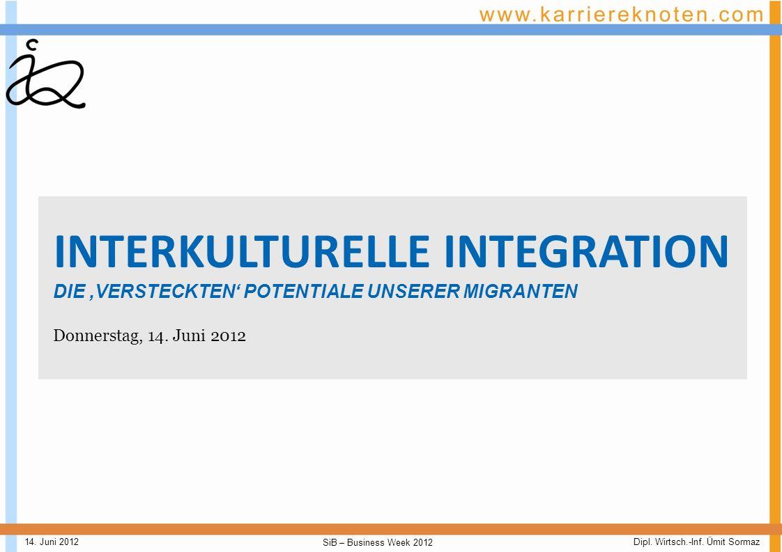 Interkulturelle Integration