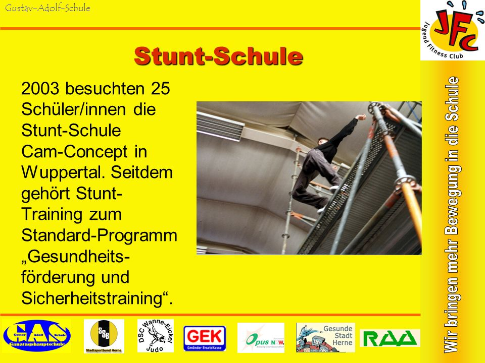 Stunt-Schule