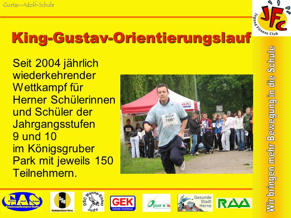 King-Gustav-Orientierungslauf