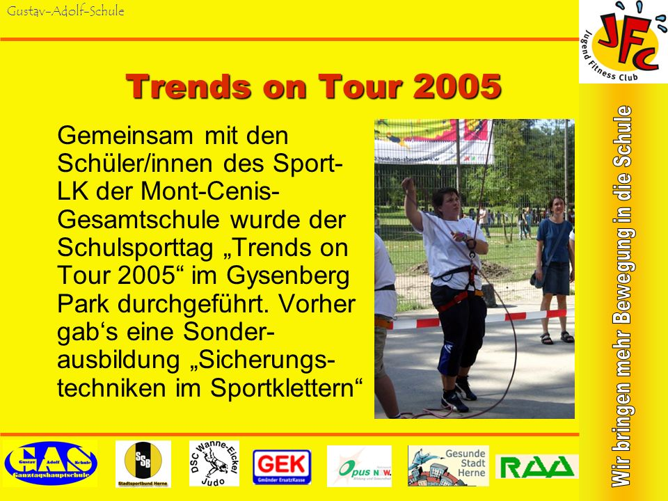Trends on Tour 2005