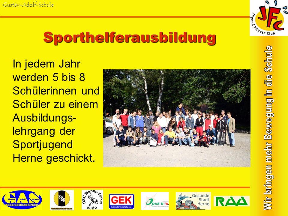 Sporthelferausbildung