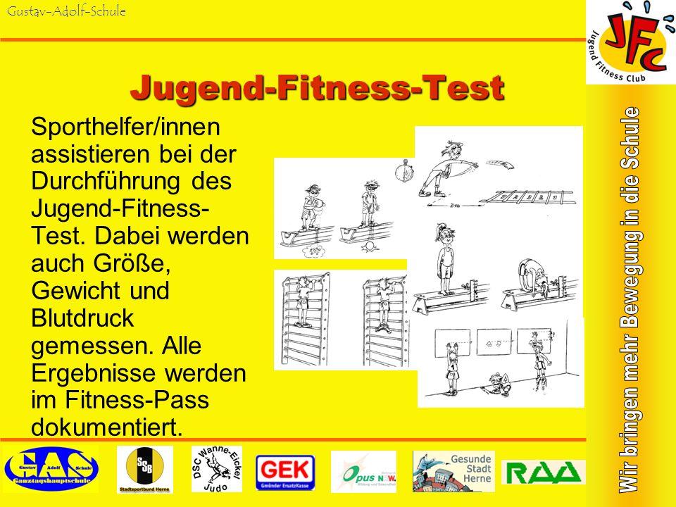 Jugend-Fitness-Test