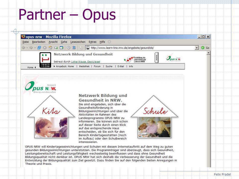 Partner – Opus