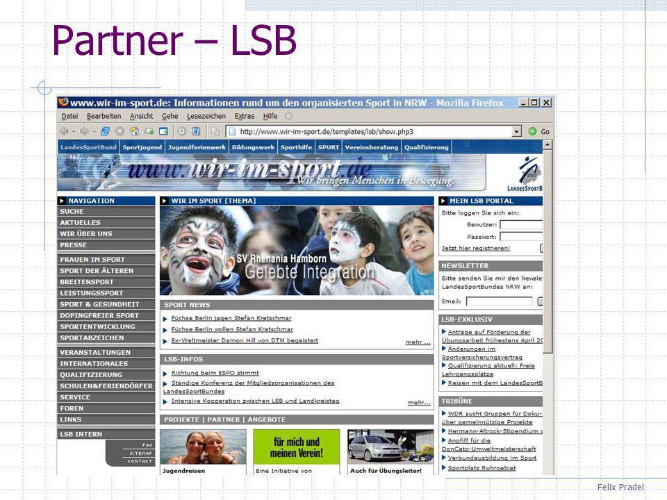 Partner – LSB