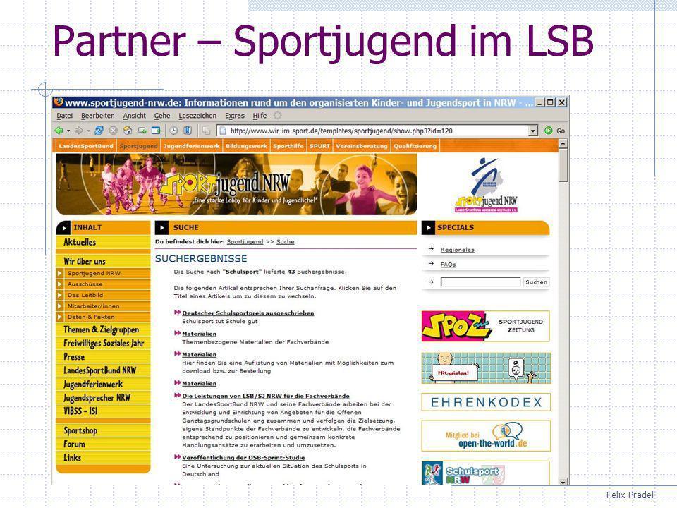 Partner – Sportjugend im LSB
