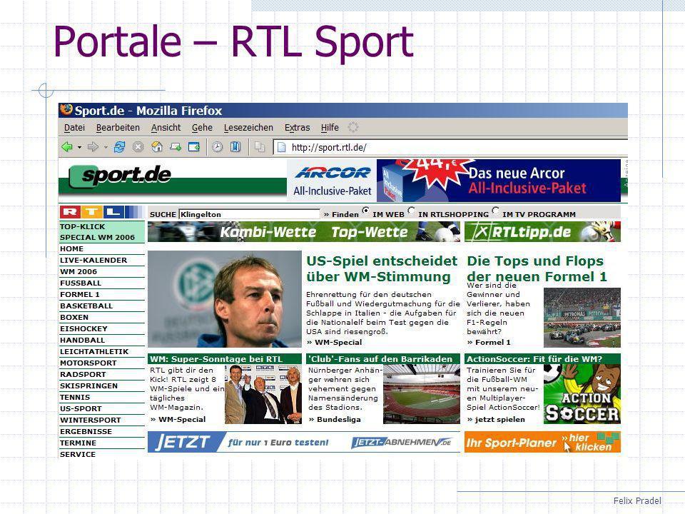 Portale – RTL Sport