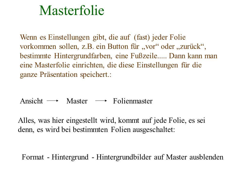 Masterfolie