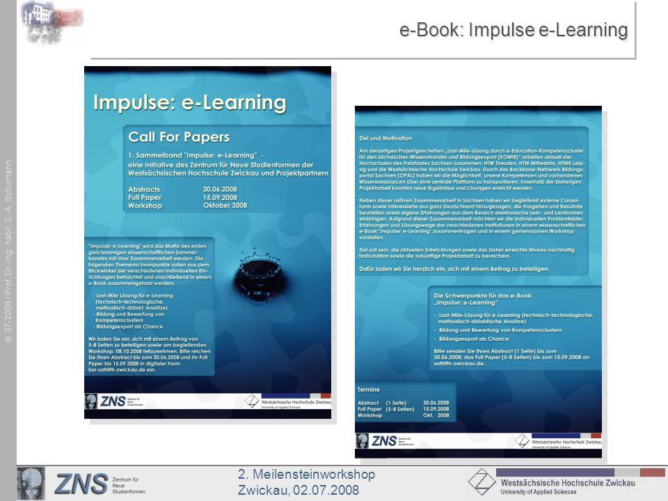 e-Book: Impulse e-Learning