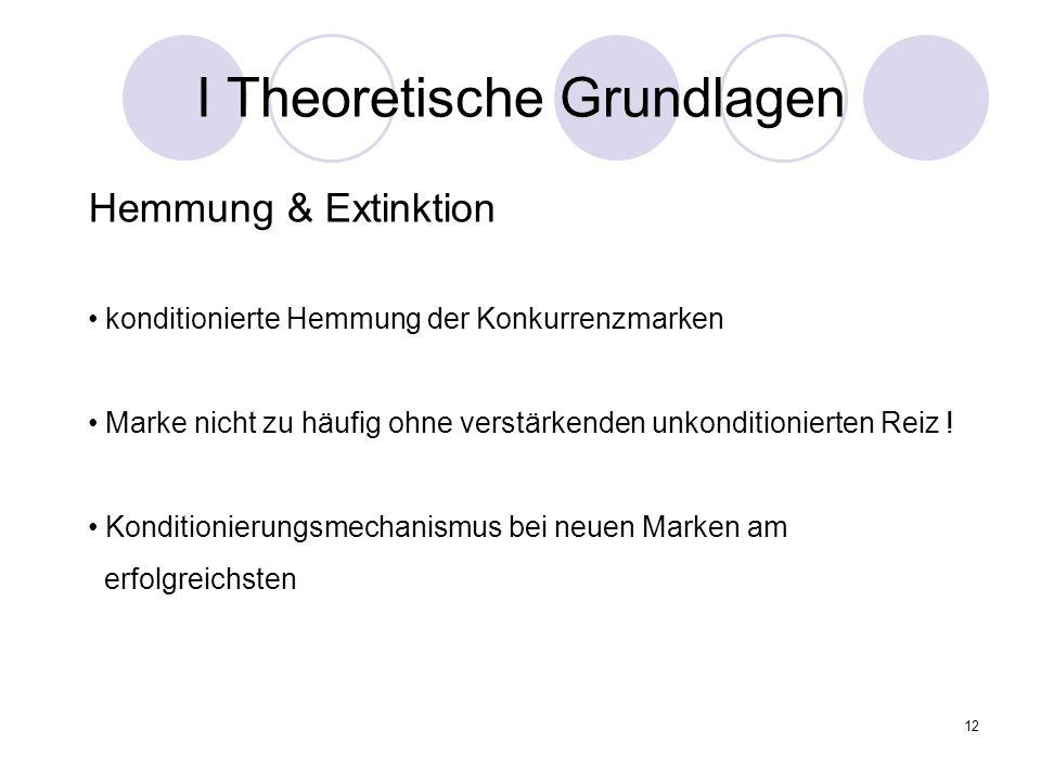 I Theoretische Grundlagen