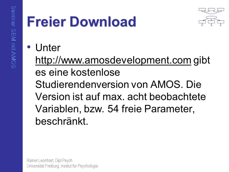 Freier Download