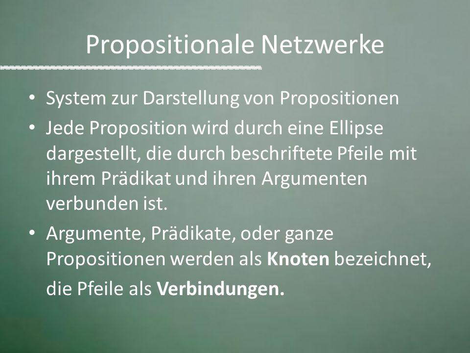 Propositionale Netzwerke