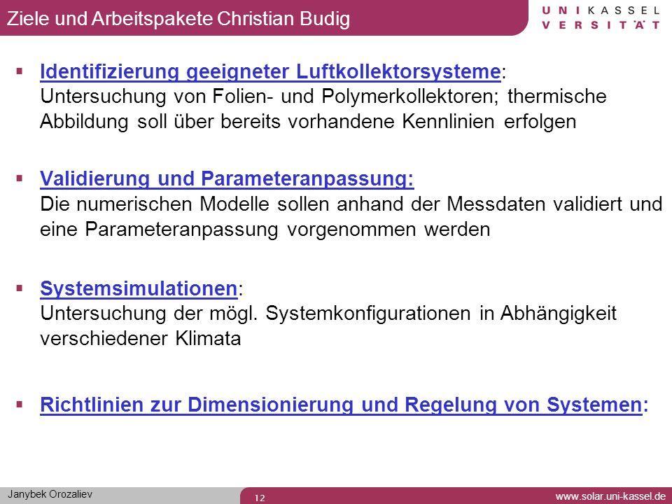 Richtlinien zur Dimensionierung und Regelung von Systemen: