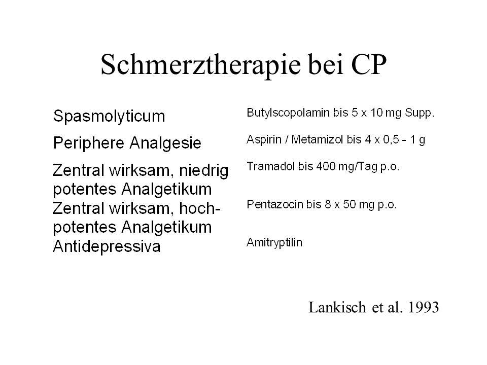 Schmerztherapie bei CP