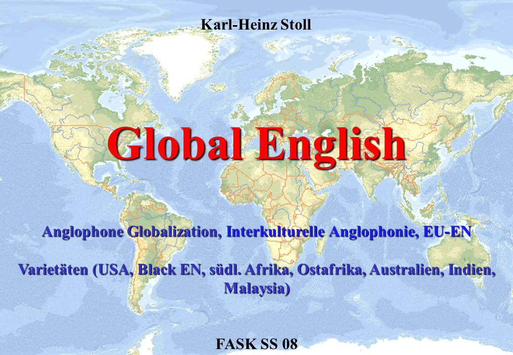 Anglophone Globalization, Interkulturelle Anglophonie, EU-EN