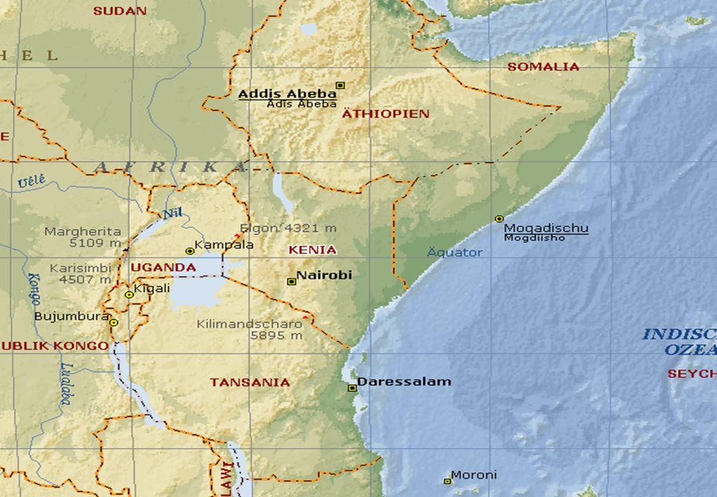 4. Ostafrika Ostafrika
