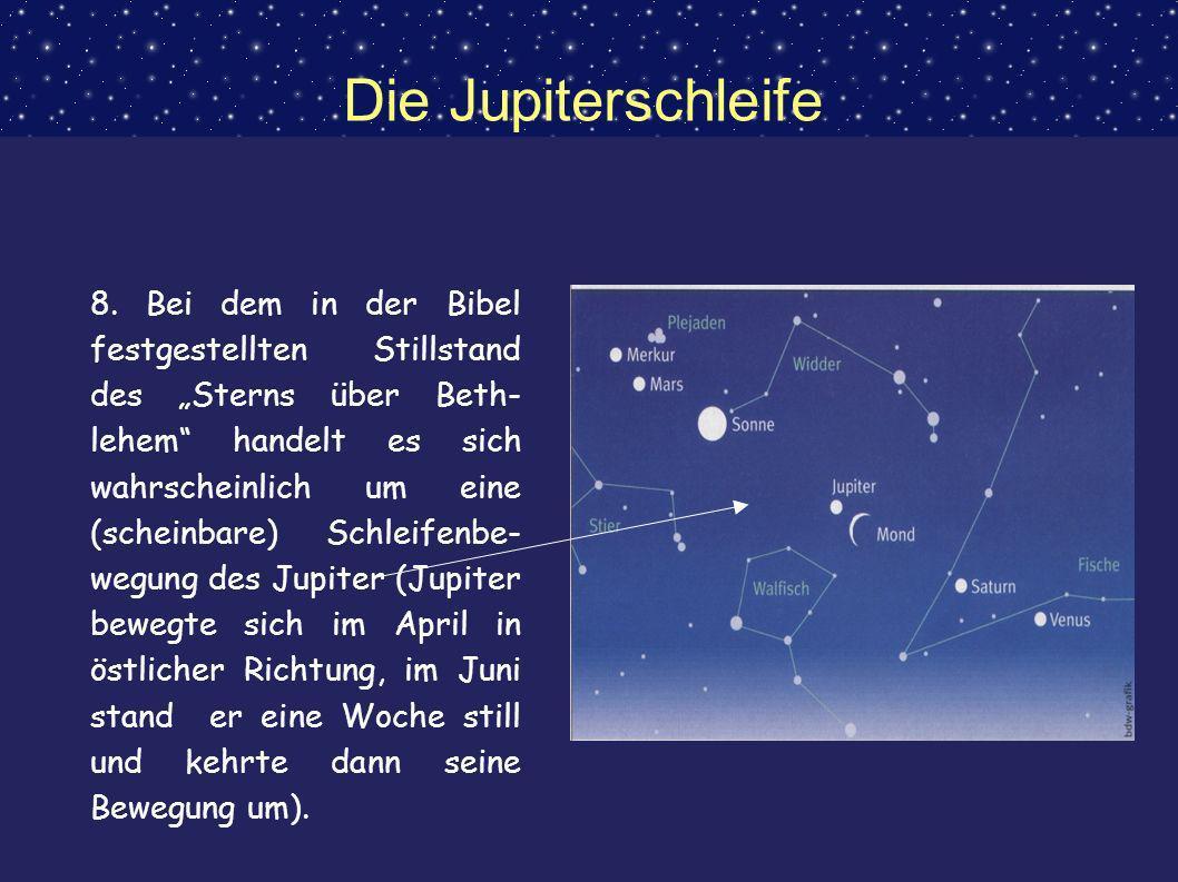 Die Jupiterschleife