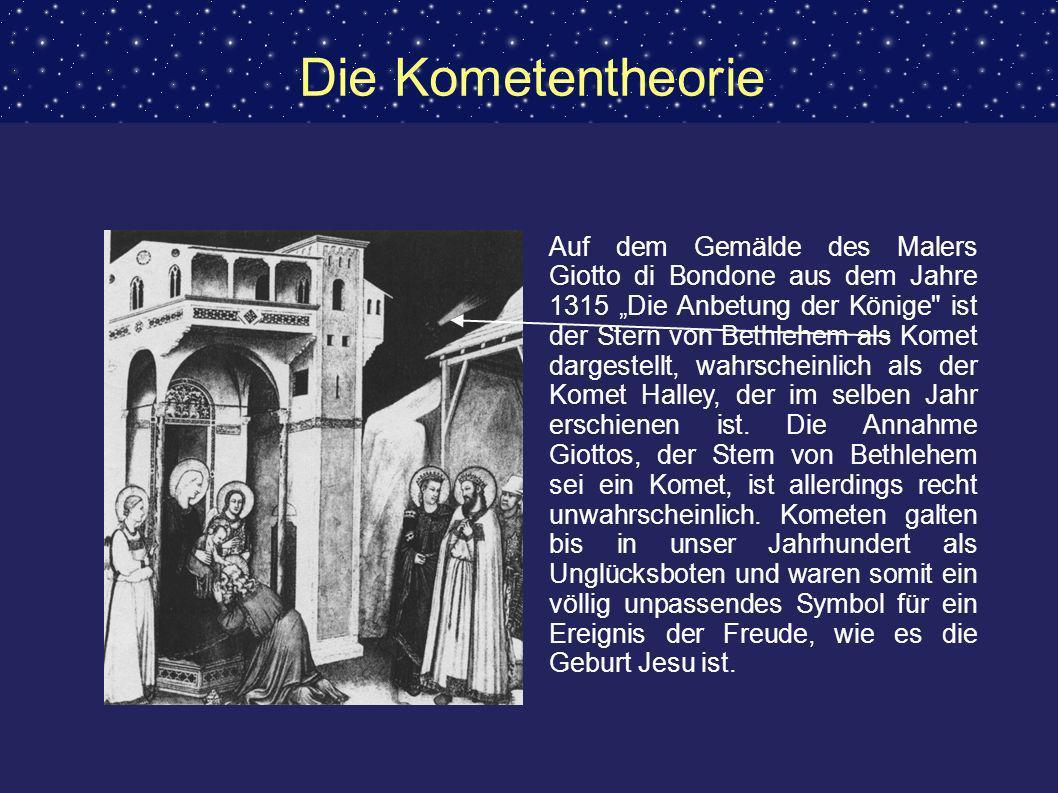Die Kometentheorie